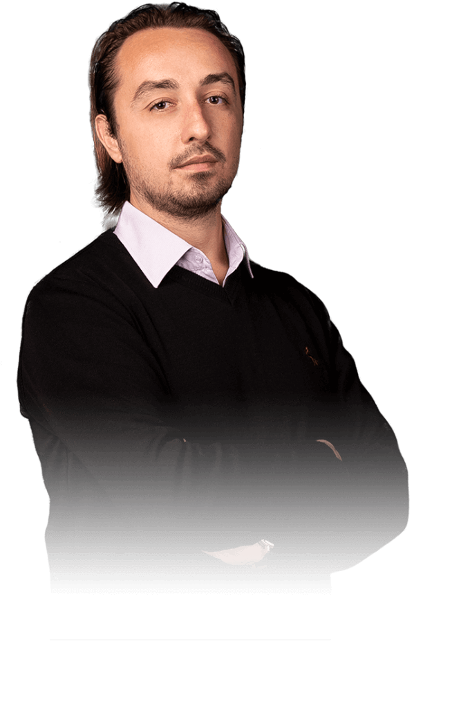 Nikolay Stoyanov - Founcer & CEO of Influence Vibes