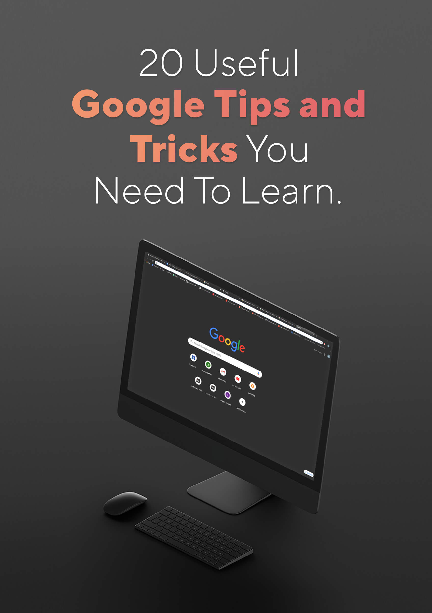 20 Useful Google Tips and Tricks You Need To Learn