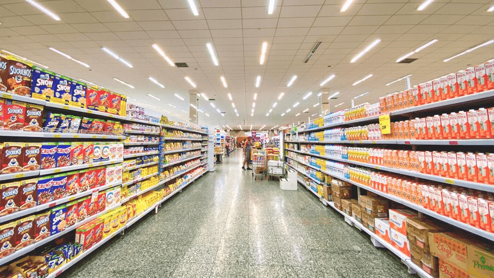grocery store example